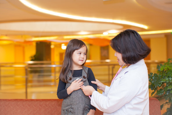 成都市哪家医院可以做儿童体检?