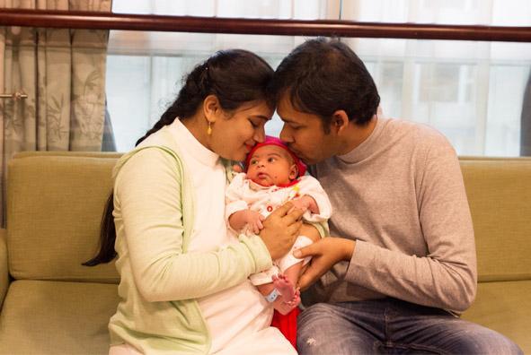 上帝的礼物 | 印度宝宝Ayath新世纪诞生记!