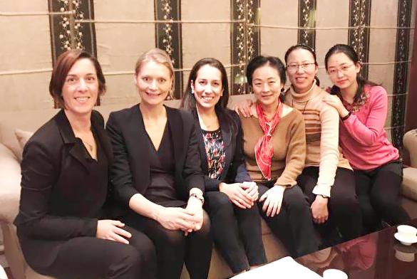 成都新世纪妇女儿童医院就四川省诺和诺德血友病基金会项目进展情况进行汇报