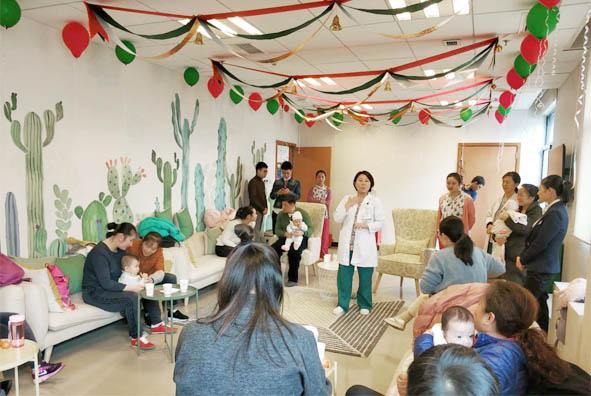 我们要和熊猫医生一起牵手陪伴宝宝健康成长!