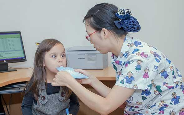 小孩过敏性的鼻炎