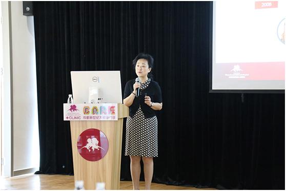 武侯区副区长郭小平带队莅临我院考察儿童保健脑科学项目!