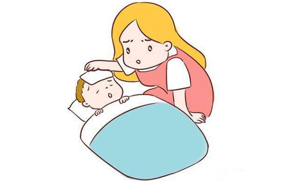 小孩子感冒发烧